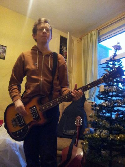 2012-12-21 Chris Fordham new bass project