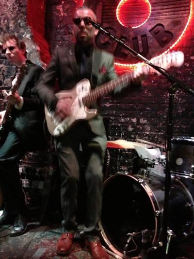 2014-03-09 The Snakeman 3 - 12 Bar Club 2