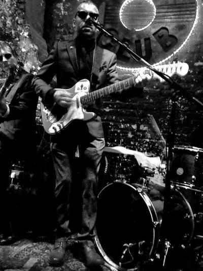 2014-03-09 The Snakeman 3 - 12 Bar Club 3